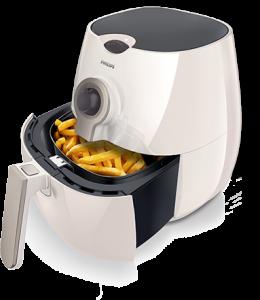Friteuse Philips Air Fryer, la plus rapide de toutes les friteuses sans huile