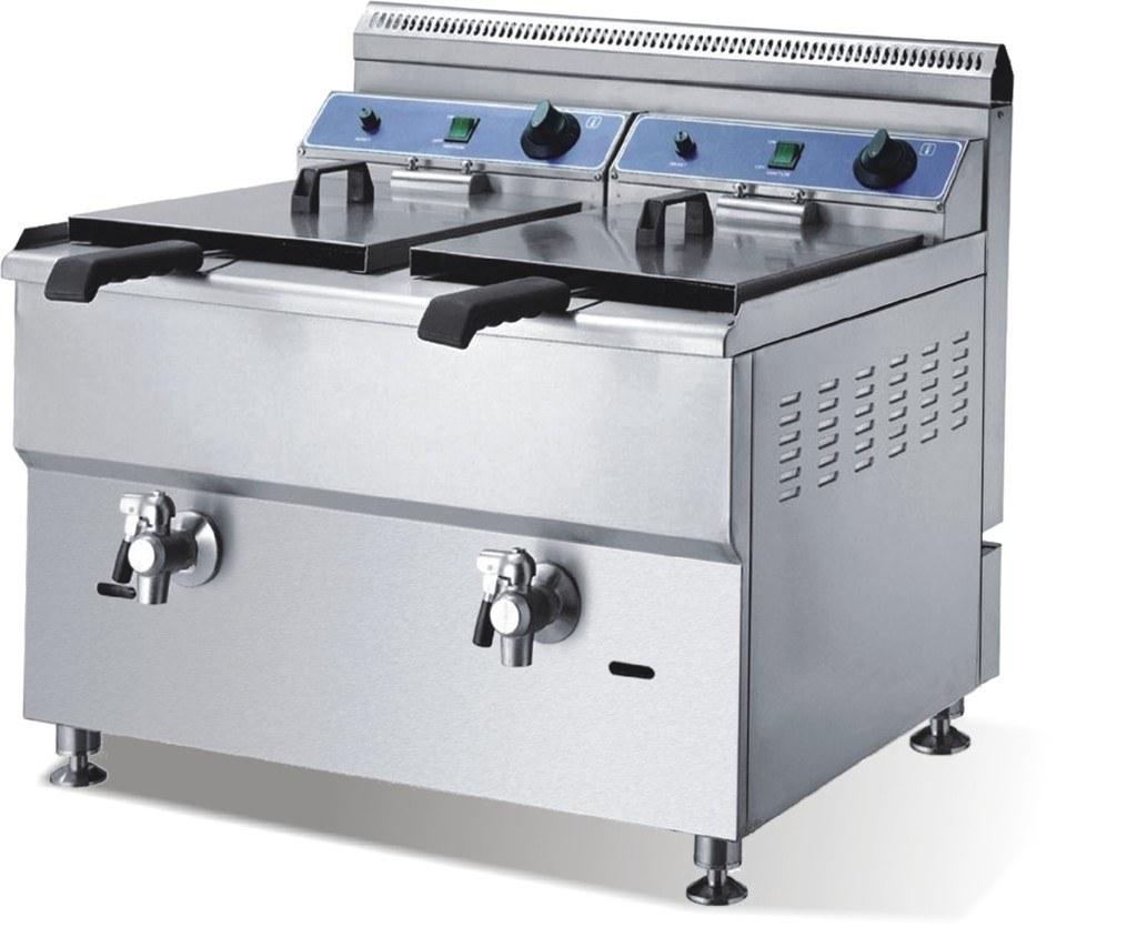 Friteuse gaz, pour les professionnels de la restauration