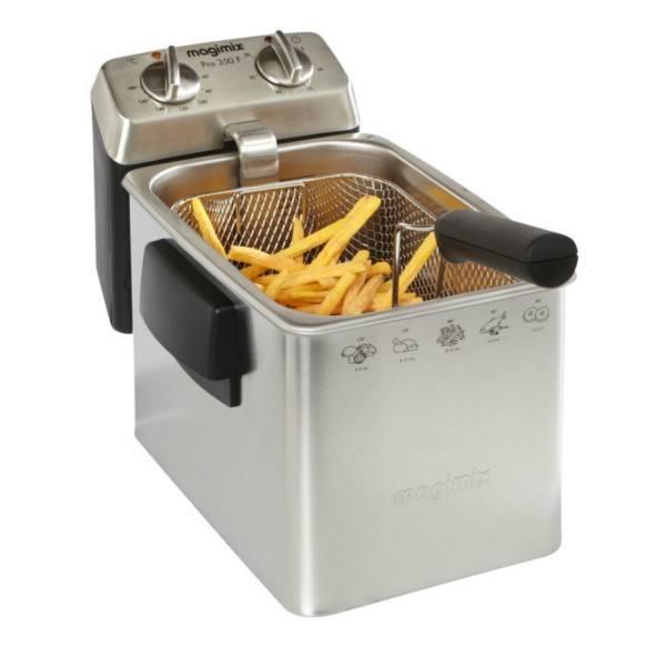 Friteuse pro et semi pro, de délicieuses frites pour tous