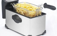 La friteuse inox, simplement indispensable
