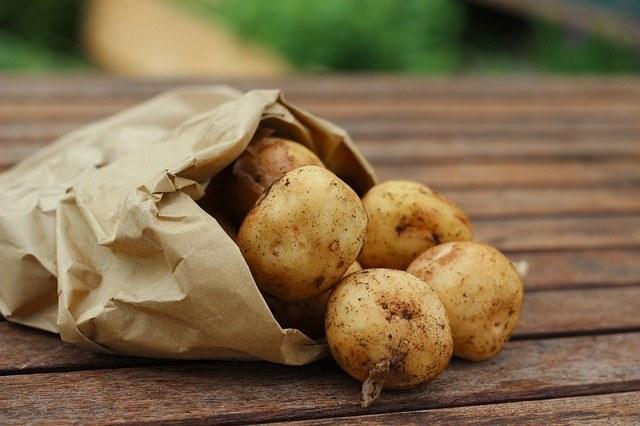De belles pommes de terre pour de bonnes frites