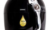 Friteuse à air chaud Duronic AF1 BK au meilleur prix